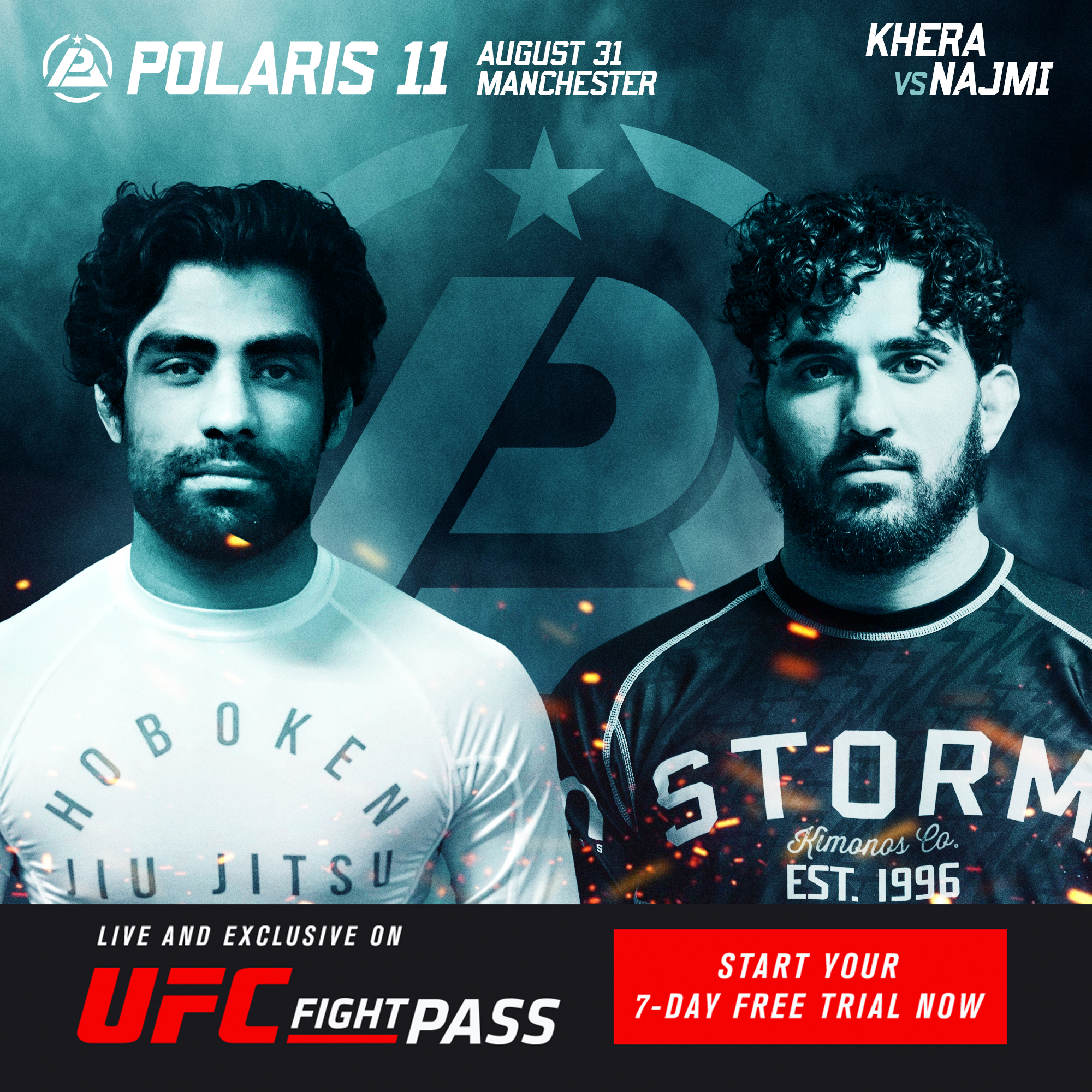Polaris 11: Khera VS Najmi