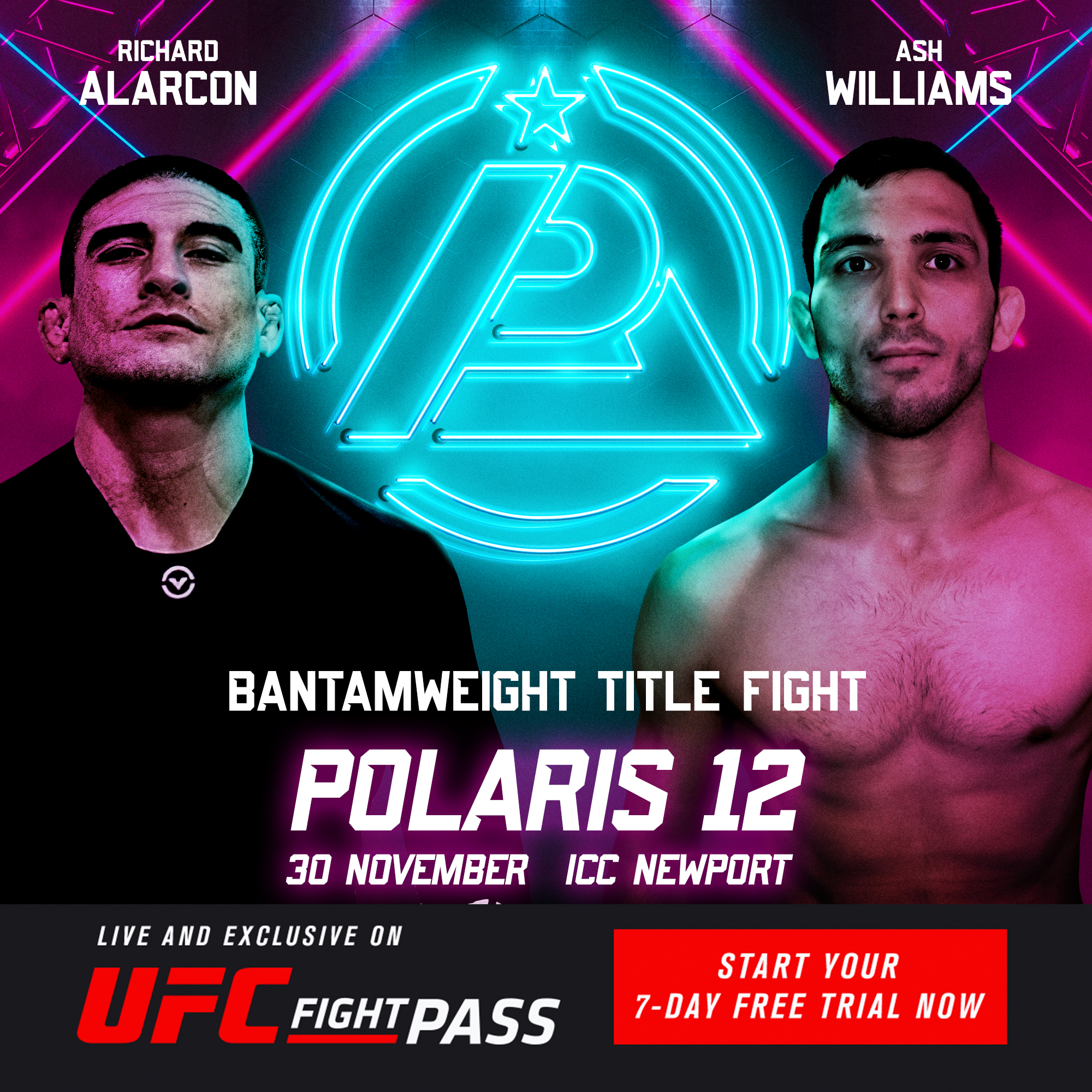 Polaris 12 - Richard Alarcon VS Ash Williams