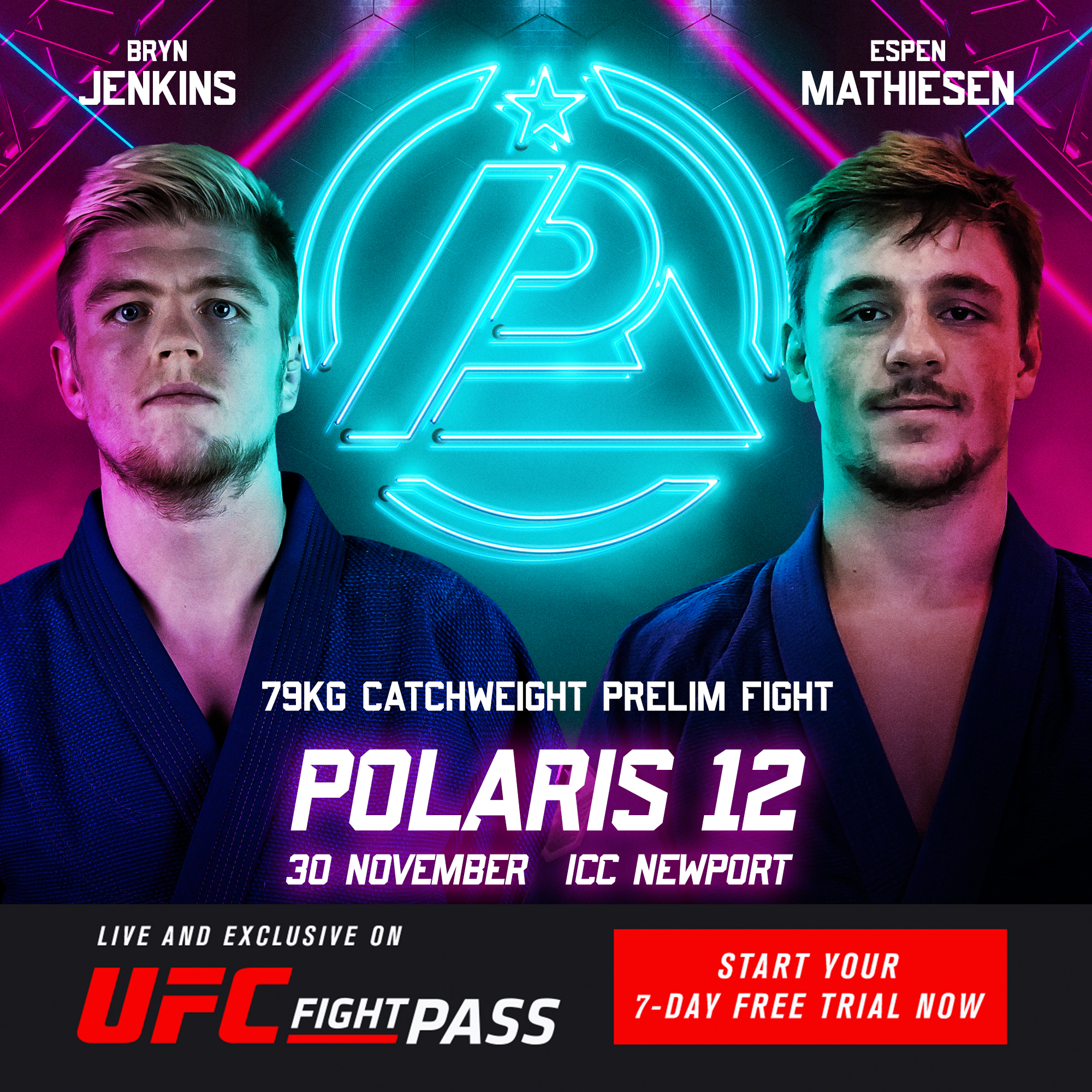 Polaris 12 - Bryn Jenkins VS Espen Mathiesen