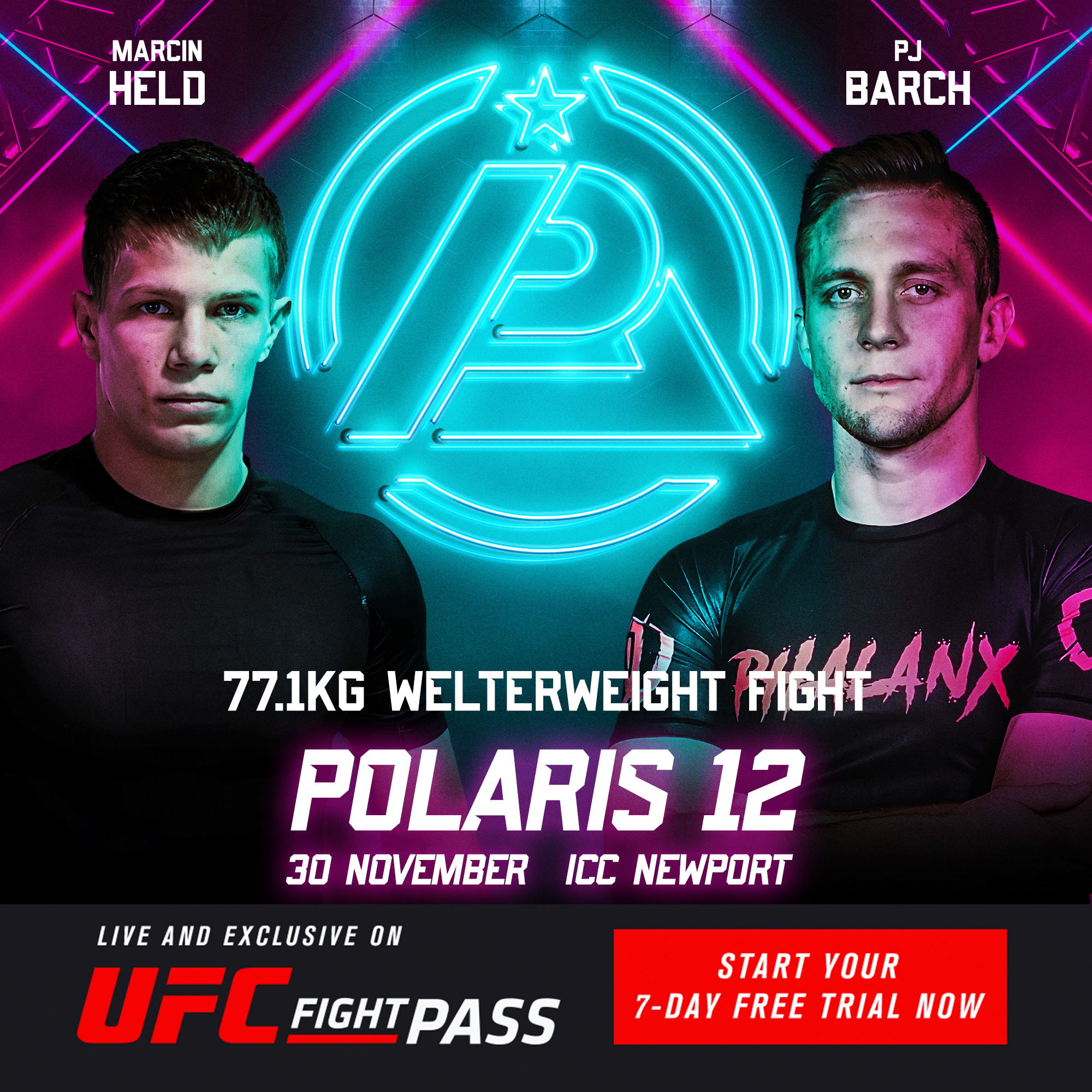 Polaris 12 - Marcin Held VS PJ Barch