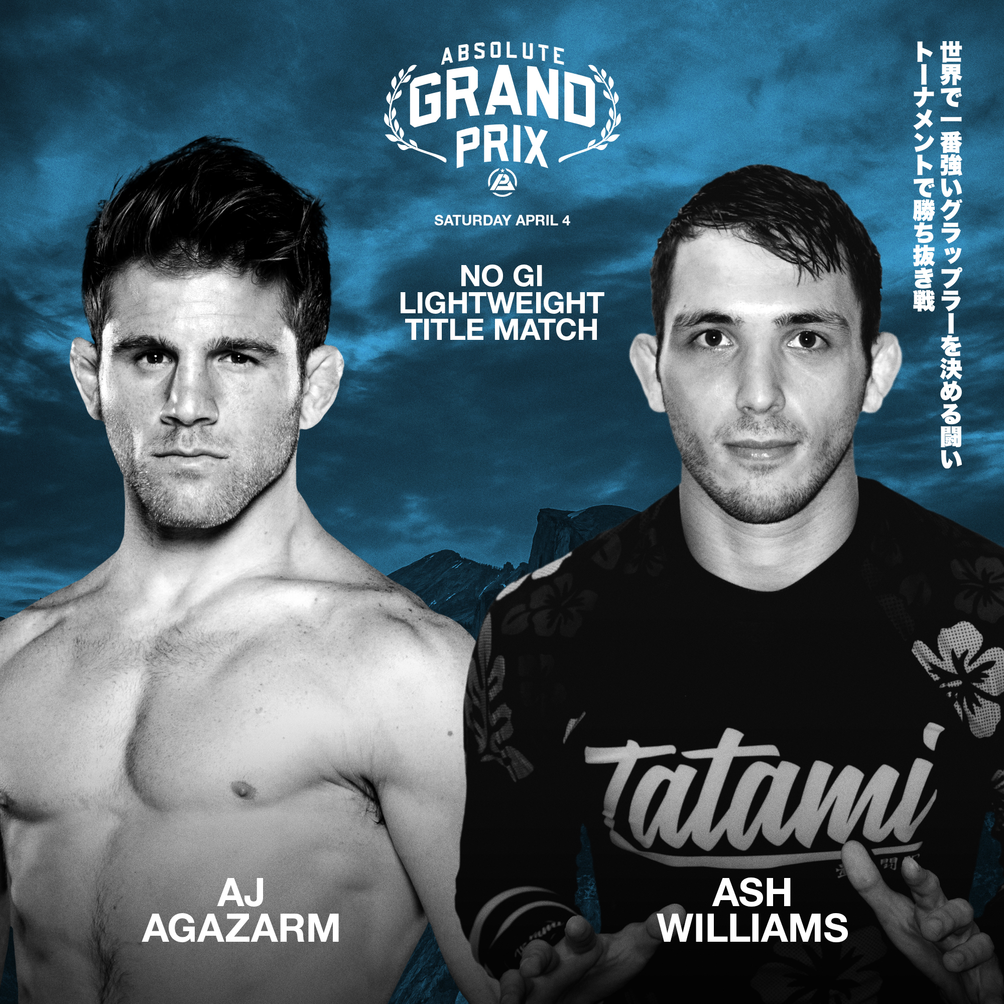 Polaris 13 – AJ Agazarm VS Ash Williams